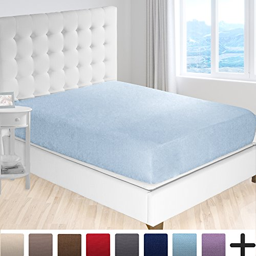 King Fitted Bottom Sheet - 6