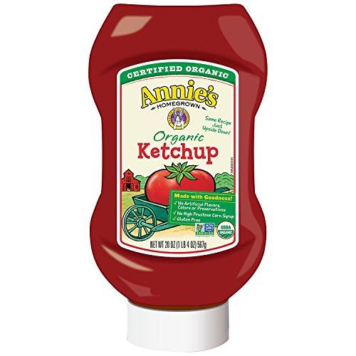 (Annie's Organic Ketchup, 20 oz)