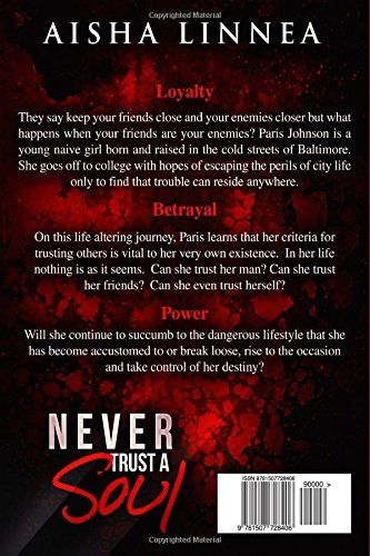 Buy Never Trust A Soul Book Online At Low Prices In India Never