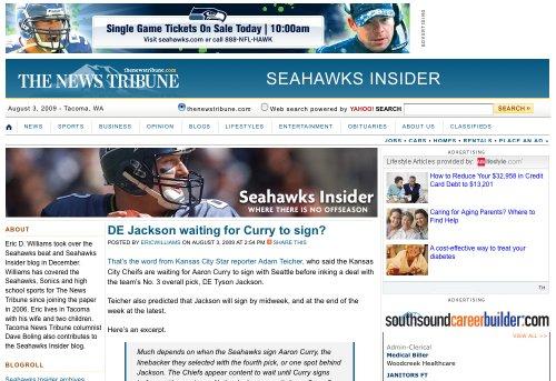 Seahawks Insider