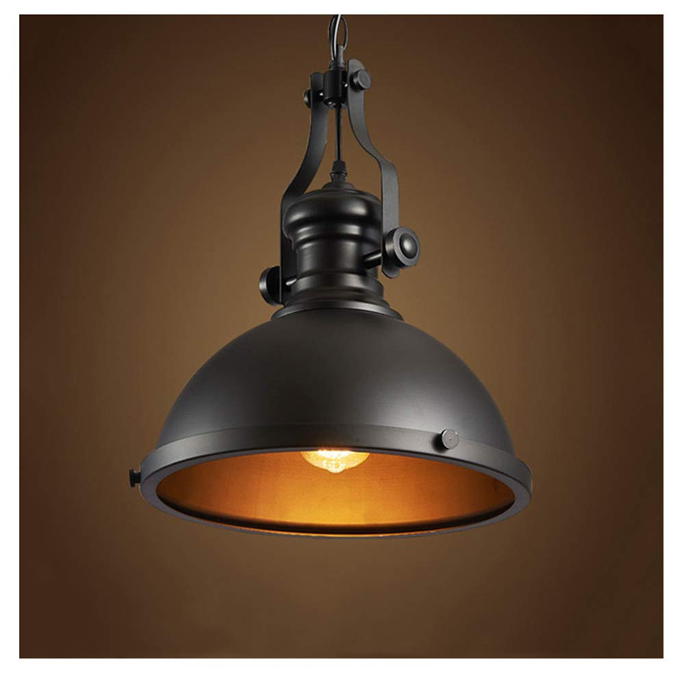 Hyvaluable Retro Loft Kronleuchter Restaurant Esszimmer Gang Flur Pub Cafe Lampe Mine Lampe Lager Keller Keller Pendelleuchte