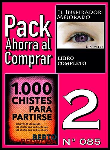 Pack Ahorra al Comprar 2 (Nº 085): 1000 Chistes para partirse & El