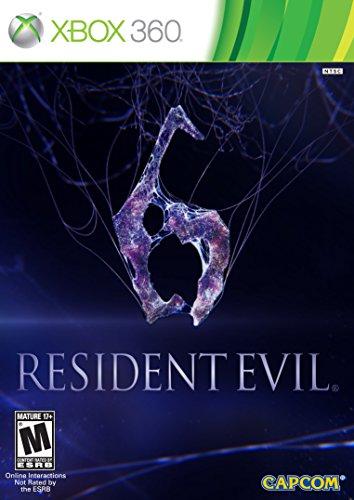 Resident Evil 6 (Resident Evil For Xbox 360)