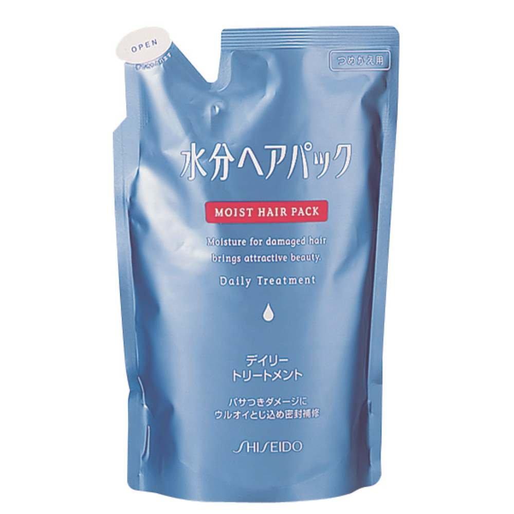 AQUAIR Shiseido Aqua Hair Pack Daily Treatment Refill 05
