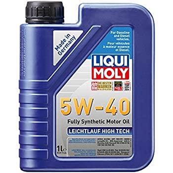 liqui moly 2331 5w 40 leichtlauf high tech. Black Bedroom Furniture Sets. Home Design Ideas