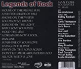 Mandoki Soulmates presents Legends of Rock: House Of The Rising Sun, Smoke On The Water, Imagine, amo!