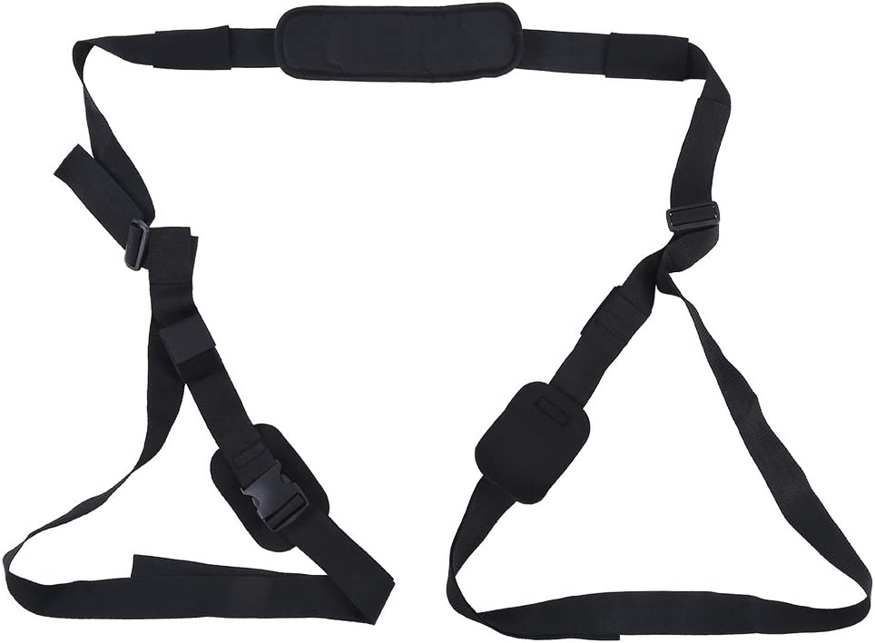 VGEBY1 Board Carry Strap Anti-Aging Nylon Paddle Board Carry Strap for Canoe Kayak Surfboard