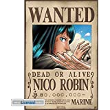 Posters: One Piece Mini Poster - Wanted Robin (52 x 35 cm)