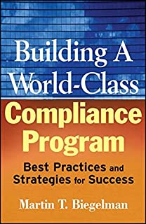 Amazon internal auditing assurance advisory services building a world class compliance program best practices and strategies for success fandeluxe Gallery