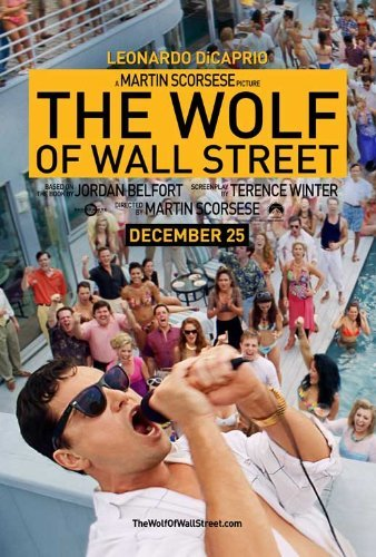 The Wolf of Wall Street Poster ( 27 x 40 - 69cm x 102cm ) (2013) ()