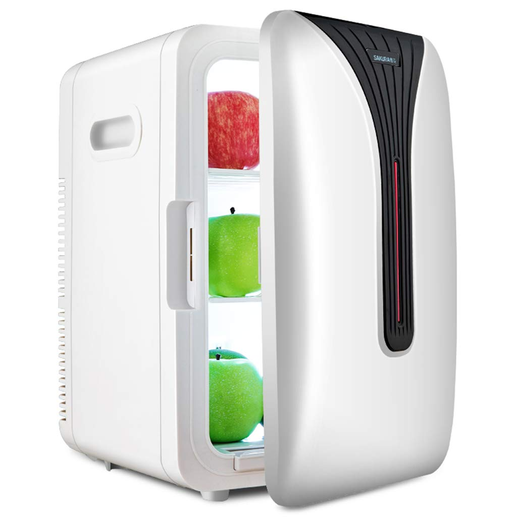 20L Portable Refrigerator/Freezer Compact Vehicle Car Mini Fridge Electric Cooler for Truck,Party,Travel, Picnic Outdoor, Camping