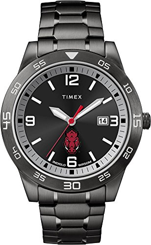 Timex Arkansas Razorback Men's Black Acclaim Watch