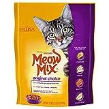 Meow Mix Original Dry Cat Food, 18 oz (Pack of 6)