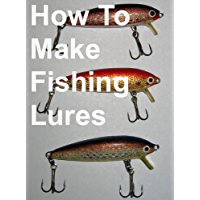 How To Make Fishing Lures, Homemade Fishing Lures