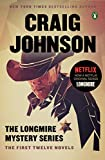img - for The Longmire Mystery Series Boxed Set Volumes 1-12: The First Twelve Novels (A Longmire Mystery) book / textbook / text book