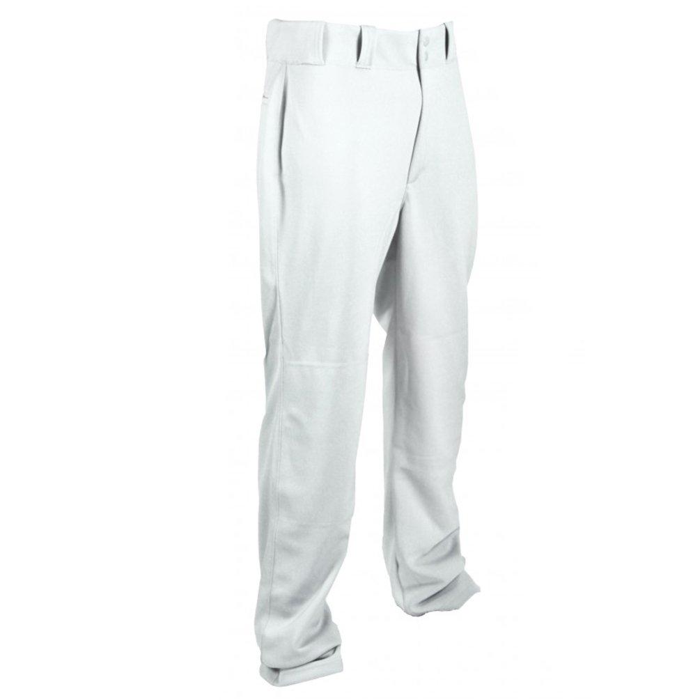 タグ大人用Relaxed Straight Leg Baseballパンツ( tsl2 a ) B07941TM7C Medium|ホワイト ホワイト Medium