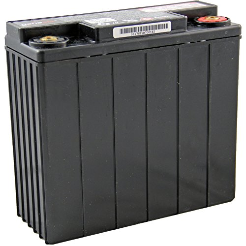 Genesis Hawker (Enersys) (0769-2007 G16EP) 12 Volt/16 Amp Hour Sealed Lead Acid Battery - Bolt Terminal