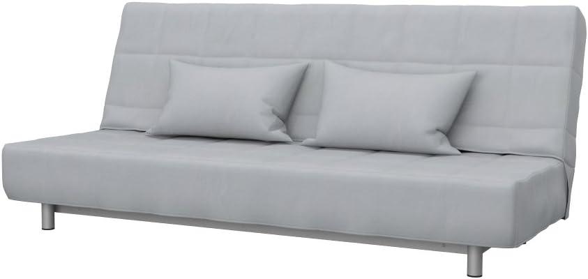 3 Posti Divano Letto Ikea Beddinge.Soferia Fodera Extra Ikea Beddinge Divano Letto A 3 Posti Tessuto Eco Leather Light Grey Amazon It Casa E Cucina