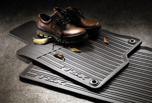 Acura Tsx Accessories - 2009-2012 Acura TSX OEM All Season Floor Mats