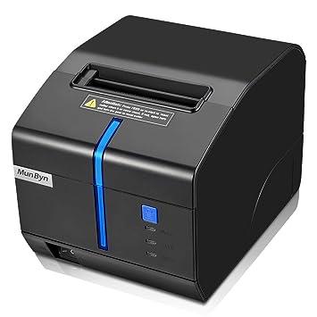 Versión 2.0] MUNBYN Impresora de Etiquetas Térmica de Cocina ...