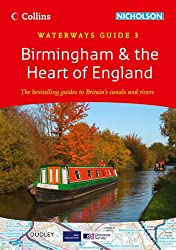 Birmingham & the Heart of England (Collins/Nicholson Waterways Guides, Book 3)