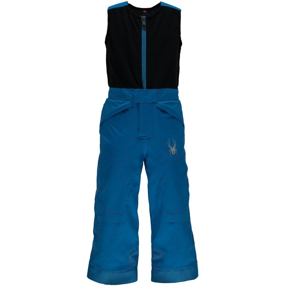 Spyder Boys Mini Expedition Pants, Size 4, Concept Blue