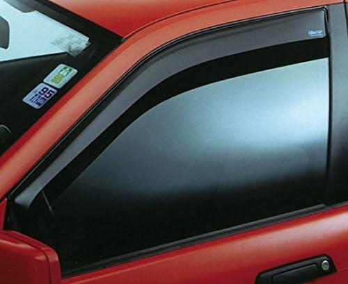 Climair Windabweiser Vorne Mit Abe 03 3640 Farbausführung Rauchklar Auto