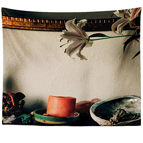 Westlake Art - Word Wallpaper - Wall Hanging Tapestry - Picture Photography Artwork Home Decor Living Room - 68x80 Inch ()