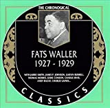 : Fats Waller 1927 to 1929