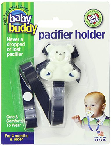 Baby Buddy Pacifier Holder Count product image