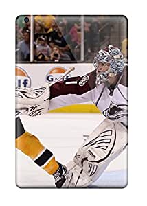Cheap 1734555K880632226 colorado avalanche (55) NHL Sports & Colleges fashionable iPad Mini 3 cases