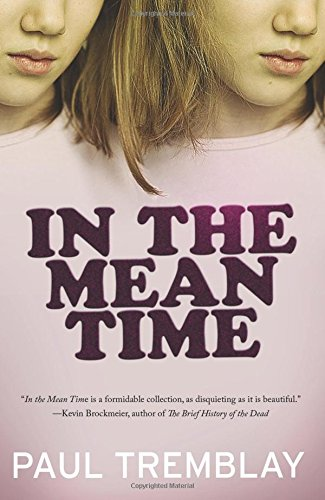 Book cover from In the Mean Time by Paul Tremblay