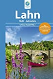 Kanu Kompakt Lahn von Roth bis Lahnstein mit topografischen Wasserwanderkarten