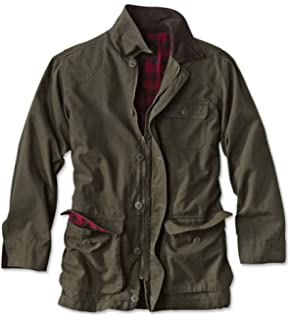 ee8f748fe6fd8 Amazon.com: Filson Shooting Jacket - Seattle Fit: Clothing