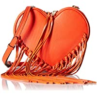 Rebecca Minkoff Heart Fringe Cross-Body Bag