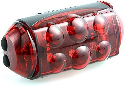 Cateye bicicleta LED Luz trasera Luz de aviso resistente al agua Luz TL-LD 1100 F: Amazon.es: Deportes y aire libre