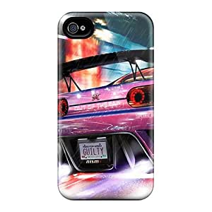 Ultra Slim Fit Hard SashaankLobo Cases Covers Specially Made For Iphone 6- Yummy Christmas Holidays