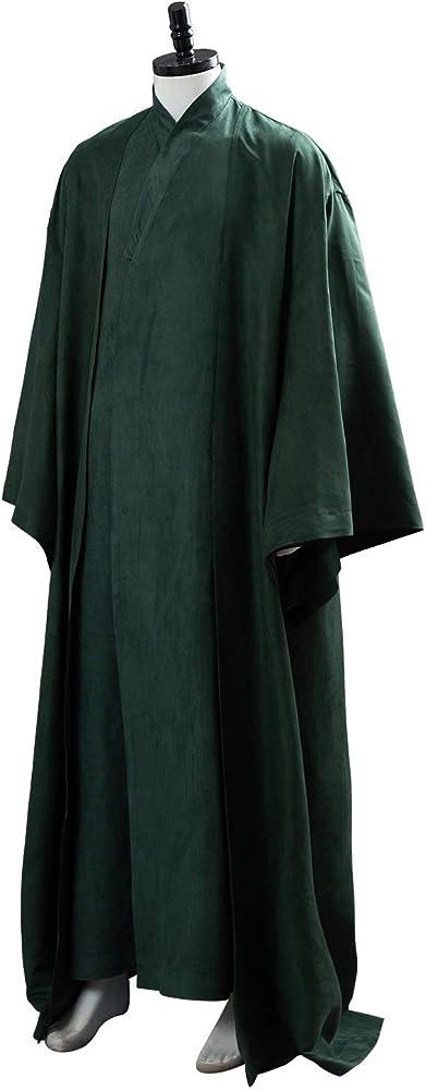 For us Disfraz de Adulto de Mago Verde Voldemort Cosplay Túnica ...