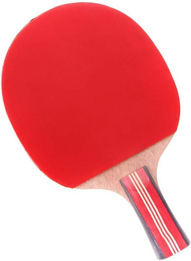 SONSYON Raquetas de Tenis de Mesa - Table Tennis Portátil Toalla de Hielo para Interior al Aire Libre