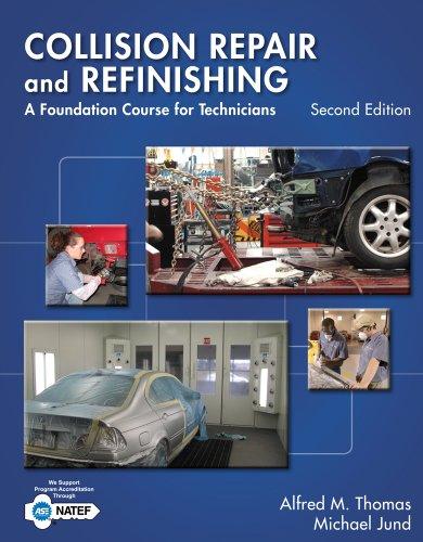 Collision Repair+Refinishing