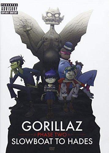 Music : Gorillaz - Phase Two - Slowboat to Hades