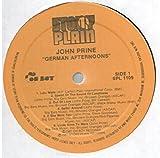 John Prine: German Afternoons LP VG+/NM Canada Stony Plain / Oh Boy SPL 1109