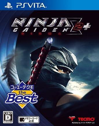 Amazon.com: NINJA GAIDEN Σ 2 PLUS - Koei the Best - for ...
