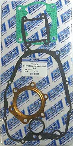 Yamaha 2 Cycle ATV Complete Gasket Kit Model 200 Blaster 1998-2002 WSM 25-500 Atv Complete Gasket Kit