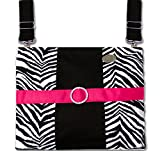 Zebra - Trendy, Functional Wheelchair/Power Chair/ Scooter/ CarryAll Bag