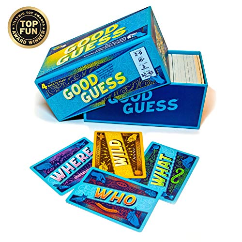 Family Trivia Games (Good Guess: A Social Trivia Game...Race to Unriddle Intriguing Trivia Clues About Everyday Things. 309 Tantalizing Clue)
