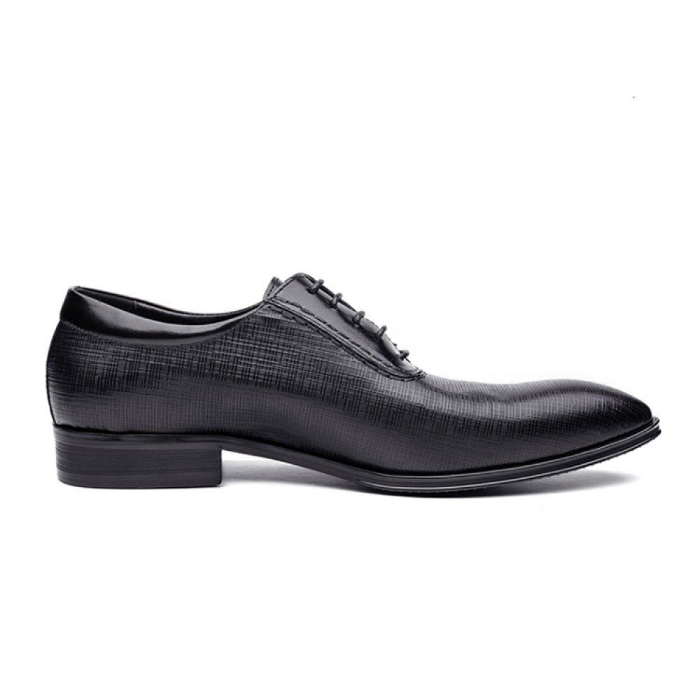DHFUD Retro Schuhe Herrenschuhe Sommer Geschäft Kleid Schuhe Retro 9daab6