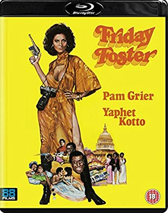 Image result for friday foster blu-ray
