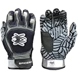 Spiderz WEB Batting Gloves with Silicone Spider Web Grip