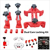 Universal 5Pcs Cam Camshaft Lock Holder Car Engine Cam Timing Locking Tool Set
